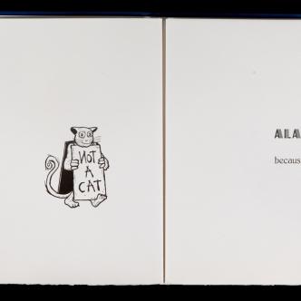 James Joyce's 'The Cats of Copenhagen' (Ithys Press, 2012) Page 1