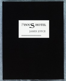 The Lettered issue, in clamshell box—FINN'S HOTEL (Ithys Press, 2013)